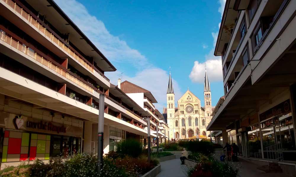 Appartement à louer vue sur basilique Saint Rémi