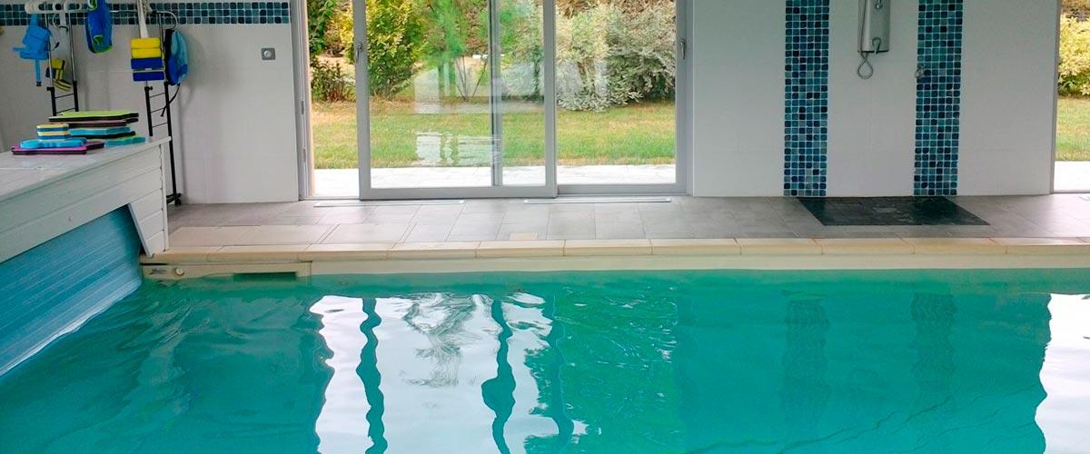 Location de gîtes avec piscine