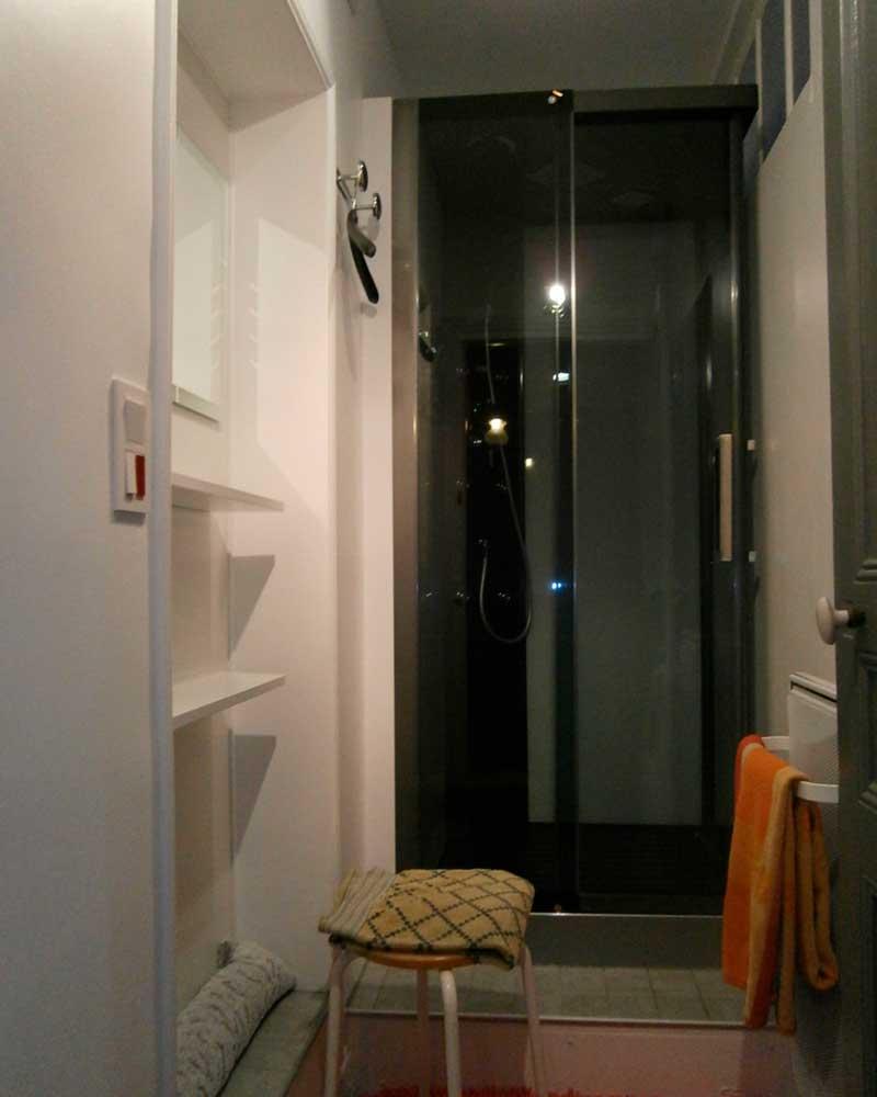 Salle de douche - Etage